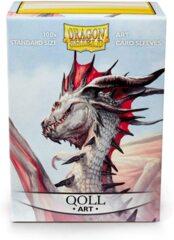 Dragon Shield Qoll Art Sleeves