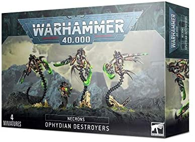 Necrons Ophydian Destroyers 49-32