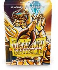 Dragon Shields Japanese: (60) Matte Gold