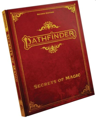 Pathfinder RPG: Secrets of Magic Hardcover (Special Edition) (P2)