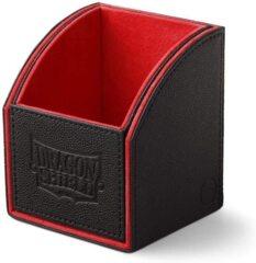 Dragon Shield Nest 100 Black/Red
