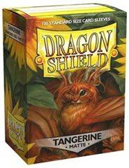 Dragon Shield Tangerine Matte