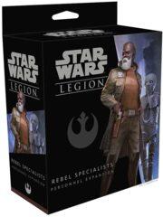 Star Wars Legion: Rebel Specialists