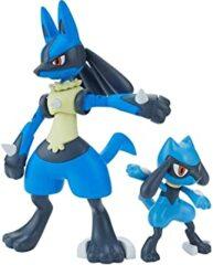 Pokemon Model Riolu and Lucario