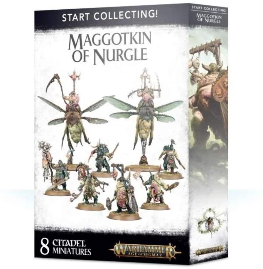 Start collecting Maggotkin of Nurgle