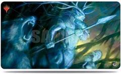 Karador, Ghost Chieftan Tabletop Playmat