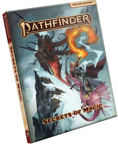 Pathfinder RPG: Secrets of Magic Hardcover (P2)