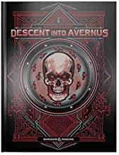 Baldur's Gate: Descent Into Avernus Alternate Cover