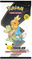 Pokemon TCG: First Partner Pack: Hoenn
