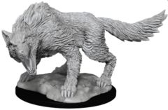 Dungeons & Dragons Nolzur`s Marvelous Unpainted Miniatures: W11 Winter Wolf