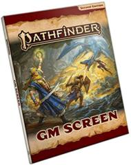Pathfinder RPG: GM Screen (P2)
