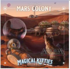 Magical Kitties Save the Day! RPG: Mars Colony