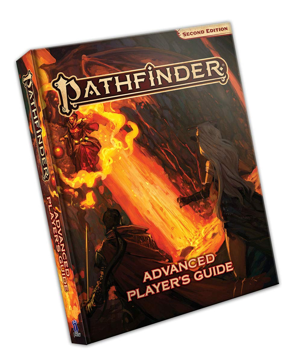 Pathfinder RPG: Advanced Players Guide Hardcover