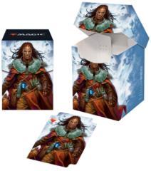 Commander 2019 (C19) Sevinne, the Chronoclasm PRO 100+ Deck Box