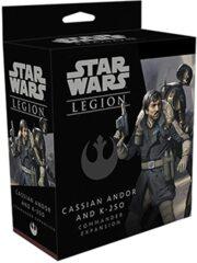 Star Wars Legion: Cassian Andor and K-2SO