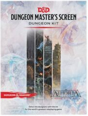 Dungeons and Dragons RPG: Dungeon Master`s Screen Dungeon Kit