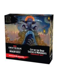 Icons of The Realms: Waterdeep Dragon Heist City of The Dead Premium Set