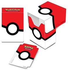 Pokemon Pokeball Deck Box