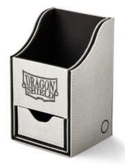 Dragon Shield: Nest Box 100 Light Grey/Black