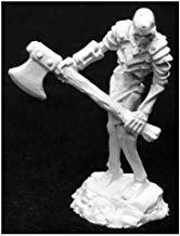 Bog Skeleton Two Handed Axe