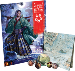 Legend of the Five Rings Roleplaying Winter's Embrace