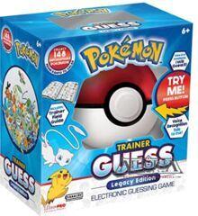 Pokemon Guess- Legacy