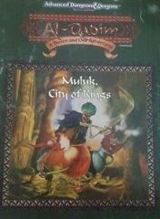 Al-Qadim a dozen and one adventures - Muluk, City of Kings