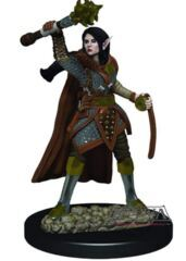 Dungeons & Dragons Fantasy Miniatures: Icons of the Realms Premium Figures Elf Female Cleric