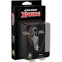 Star Wars - X-wing: Slave I
