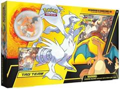 Pokemon TCG: Reshiram & Charizard-Gx Figure Collection
