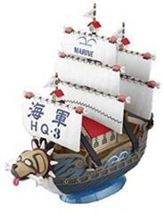 One Piece Garp's Ship