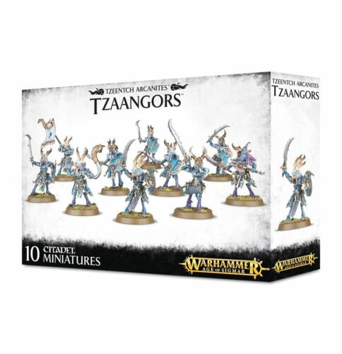 Disciples of Tzeentch Tzaangors