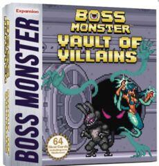 Boss Monster: Vault of Villains Mini-Expansion