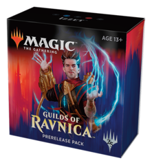 Guilds of Ravnica Prerelease Izzet