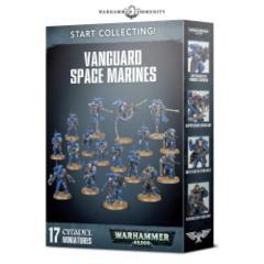 Start Collecting Vanguard Space Marines