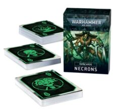 Datacards: Necrons (9th)