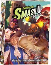 Smash Up: World Tour -  international Incident Expansion