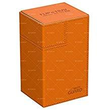 Flip N Tray Xenoskin 80 Deck Box, Orange