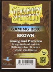 Dragon Shield Gaming Box, Brown