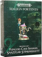 Malign Portents Moonclan Fungoid Cave-shaman Snazzgar Stinkmullett 89-08