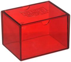 Dragon Shield Card Gaming Box, Red