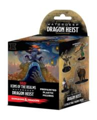 Icons of The Realms: Waterdeep Dragon Heist (Standard) D&D, Booster