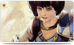 Jhoira of The Ghitu Tabletop Playmat