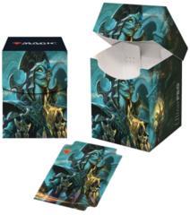 Commander 2019 (C19) Kadena, Slinking Sorcerer PRO 100+ Deck Box