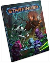 Starfinder RPG: Alien Archive Hardcover
