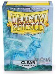 Dragon Shield Box of 100 Clear Matte
