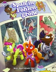 Tails of Equestria Filly Sized Follies
