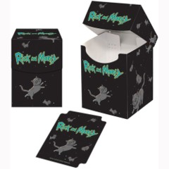 Ultra Pro Rick and Morty Deck Box Cats