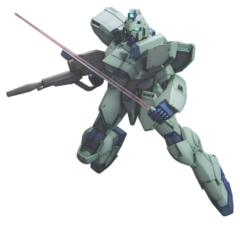 Bandai Hobby RE/100 Gun-EZ