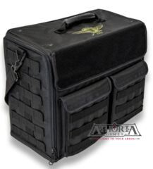 (432) P.A.C.K. 432 Molle Horizontal Pluck Foam Load Out (Black)